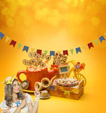 Festa Junina przyjęcie Zdjęcie Royalty Free