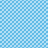 Festa Junina tartan seamless pattern. Cage endless background, square repeating texture. Vector illustration. Royalty Free Stock Photography
