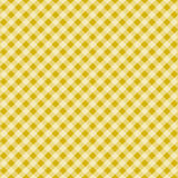 Festa Junina tartan seamless pattern. Cage endless background, square repeating texture. Vector illustration. Royalty Free Stock Photos