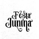 Festa Junina Traditional Brazil June festival Royalty Free Stock Photo