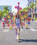 Festa Las Vegas Imagens de Stock Royalty Free
