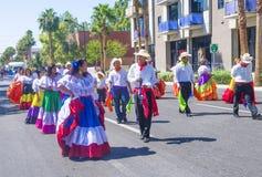 Festa Las Vegas Foto de Stock Royalty Free