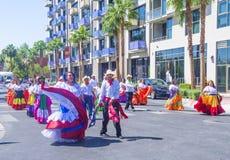 Festa Las Vegas Imagem de Stock Royalty Free