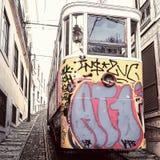 Festa a Lisbona Fotografie Stock Libere da Diritti