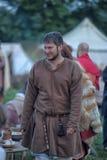 Festa medieval Imagem de Stock Royalty Free