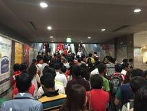 Festa nazionale cinquantesimo di Singapore dorata Immagini Stock Libere da Diritti