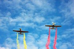 Festa nazionale della Romania s Fotografia Stock Libera da Diritti