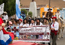 Festa Provincial del Caballo 2017 Imagens de Stock Royalty Free