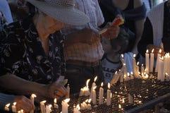 Festa religiosa Immagini Stock Libere da Diritti