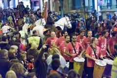 Festa Sant Medir Lizenzfreies Stockbild