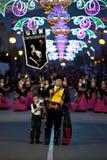 Festa spagnola - BLANCA della Costa Fotografie Stock