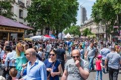 Festa Tbilisi Georgia di festa dell'indipendenza fotografia stock