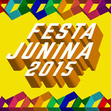 FestaJunina Royalty Free Stock Images