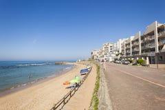 Feste dell'oceano della spiaggia Fotografia Stock Libera da Diritti