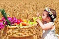 Feste ebree - Shavuot Fotografie Stock Libere da Diritti