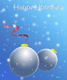 Feste felici! Fotografie Stock