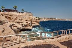 Feste nell'Egitto Vacanze estive in Sharm el-Sheikh Il Mar Rosso egiziano fotografie stock
