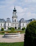 festetic pałacu keszthely Obrazy Royalty Free