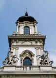 Festetic Palast (Keszthely) stockfoto