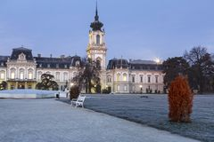The Festetics baroque castle in Keszthely. Hungary Stock Photography