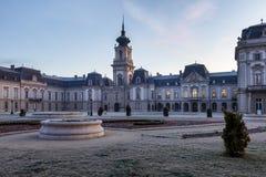 The Festetics baroque castle in Keszthely Royalty Free Stock Photo