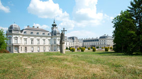 Festetics castle in Keszthely Stock Photo