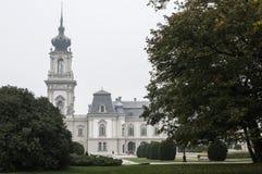 Festetics castle in Keszthely Stock Photo