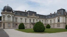 Festetics pałac obraz royalty free