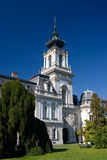 Festetics Palace. Baroque Festetics Palace. Keszthely, Hungary royalty free stock photos