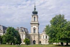 Festetics Palace - Keszthely Royalty Free Stock Photo