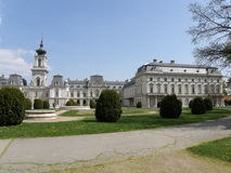 Festetics Palace in Keszthely, Hungary Stock Photos