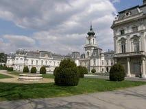 Festetics Palace in Keszthely, Hungary Stock Photography