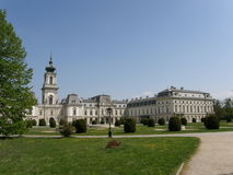 Festetics Palace in Keszthely, Hungary Royalty Free Stock Photos
