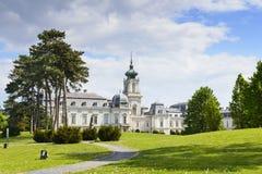 Festetics Palace.  Keszthely town, Hungary Stock Images