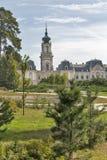 Festetics Palace park. Keszthely, Zala county, Hungary. Stock Photo