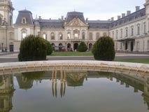 Festetics-Schloss Ungarn stockfoto
