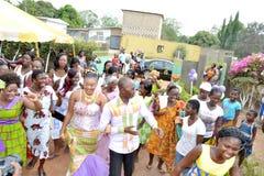 Festin de l'Abissa Image libre de droits