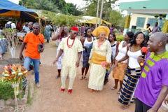 Festin de l'Abissa Photographie stock libre de droits