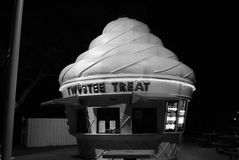 Festin de Twistee photo libre de droits