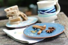 Festins délicieux Photographie stock libre de droits