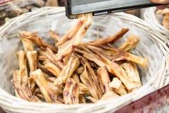 Festins de chien d'aile de canard de Dehyrated image libre de droits
