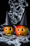 Festins de Halloween pour des enfants photos stock