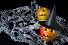 Festins de Halloween pour des enfants photographie stock