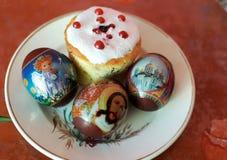 Festins de Pâques images stock