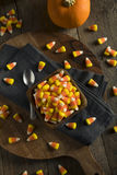 Festins doux et sucrés de bonbons au maïs Image stock
