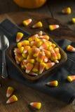 Festins doux et sucrés de bonbons au maïs Images stock