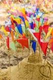 Festiva de sable Photographie stock libre de droits