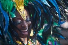 Festiva di Toronto i Caraibi Fotografia Stock