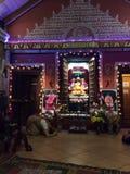 Festiva Krishna зайцев Стоковые Изображения RF