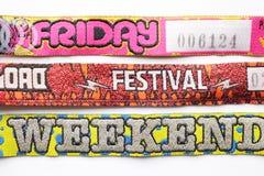 Festivais de música Fotografia de Stock Royalty Free